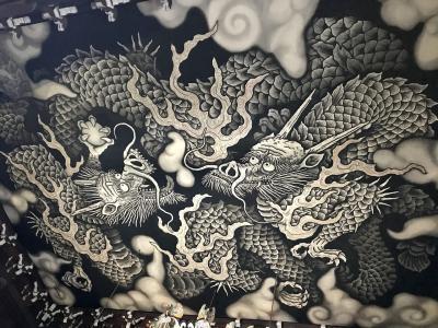 2019年8月 京都散歩その2【1日目】建仁寺~宝蔵寺~錦天満宮~六角堂