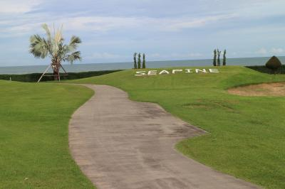 Hua-Hin 雨期 Enjoy /Seapine Golf Course 8月/2019