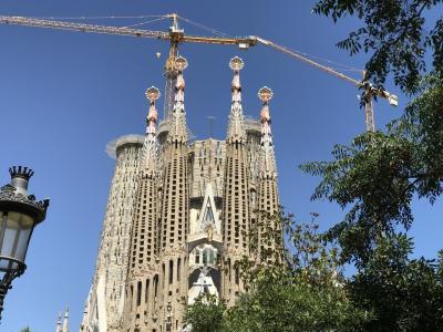 新婚旅行の行き先・その3「バルセロナ」