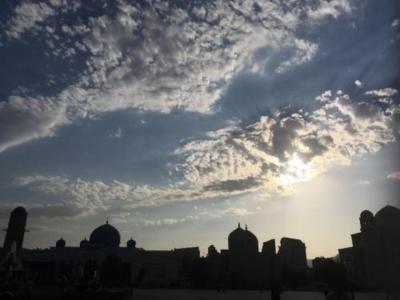 ①5連休でウズベキスタン~タシケントからホジャンド
