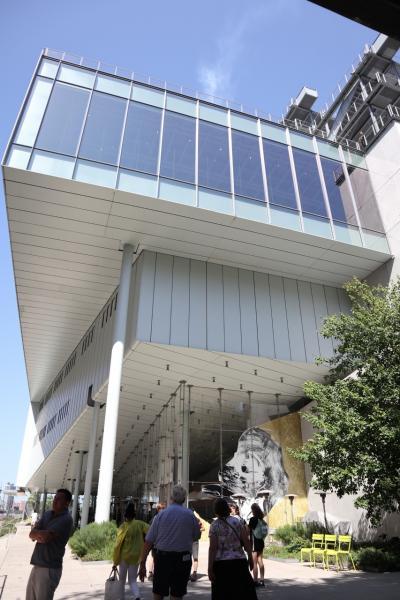 ホイットニー美術館とハイライン