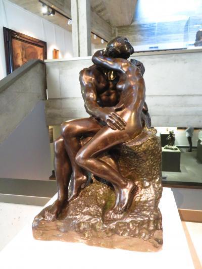 ポアティエのサントクロワ美術館 ロダンのヴィクトル・ユーゴー もあった♪2019年5月フランス ロワール地域他8泊10日(個人旅行)162