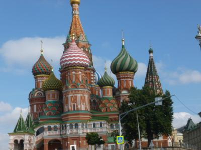 ロシア世界遺産紀行7日間 3