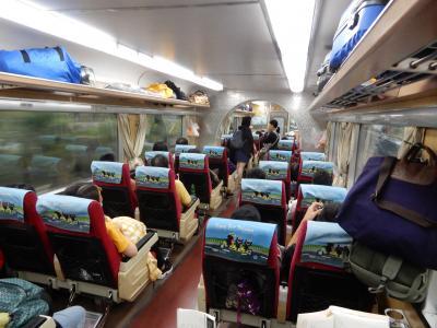 盆休み前倒しの台湾旅行 3日目 高雄から東部幹線で花蓮まで