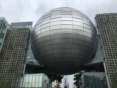 レゴランドジャパンと子連れ名古屋4日間 名古屋市科学館編