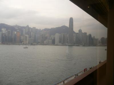 シニアトラベラ― 思い出の旅シリーズ 香港・インターコンチネンタルホテルステイの旅②