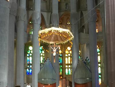 Temple Expiatori de la Sagrada Familia(サグラダ・ファミリア)