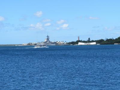 ハワイ平等院と久しぶりに見学した太平洋航空記念館・モアナルアガーデンは今も癒しの風が吹き渡っていました。
