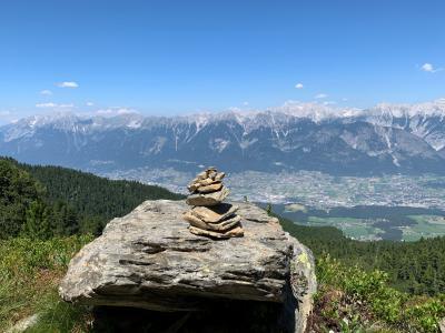 2019年 夏旅・・ 初チロルと今年も行ってきましたドロミテ山塊♪♪ ②パッチャーコーフェル山へハイキング!!
