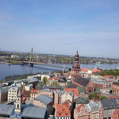 バルト三国と北欧 ラトビア