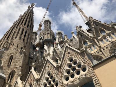 歴史と芸術の旅 巨匠を再訪する③スペイン・バルセロナ(Spain・Barcelona)