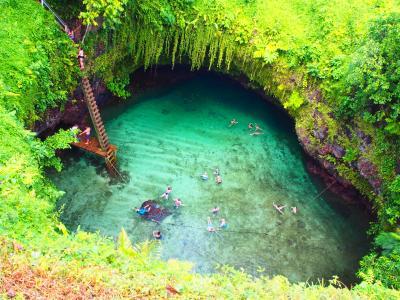 Coming soon! Samoa