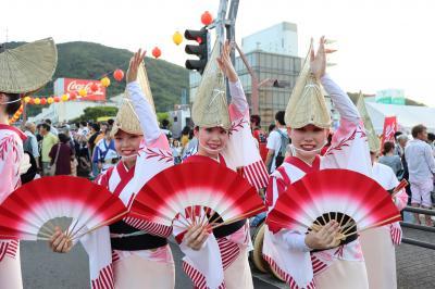 やっぱり踊りはやめられない 踊る阿呆にみる私 16年振りの阿波踊り中止! 徳島阿波踊り2019