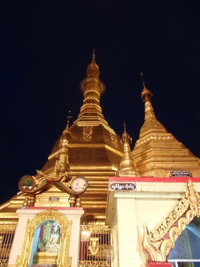 ミャンマー ヤンゴンに行って来ました
