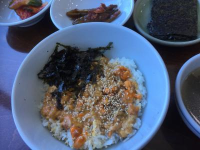 夫婦グルメ旅~やっぱり釜山は美味しかった~2日目
