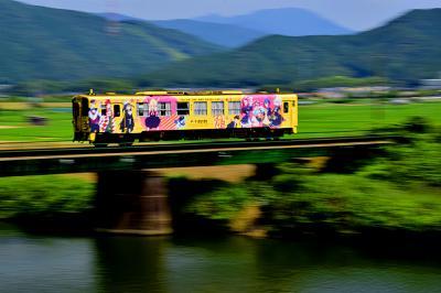 真夏の九州・佐賀を巡る旅 ~「ゾンビランドサガ」ラッピング列車を追いかけて、そして「ゾンビナイトサガ」~