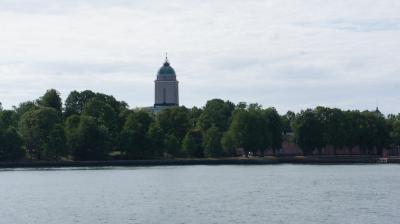 北欧・バルト三国の旅 フィンランド ヘルシンキ