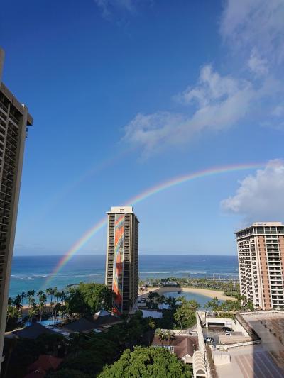 2019 夏休み 暮らすように旅するハワイ 2週間☆ 1日目② カメハメハベーカリー ubae ヒルトン カリアタワーにチェックイン