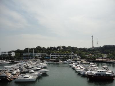 願ったり 叶ったり シンガポール 2日目(カトン、セントーサ島)