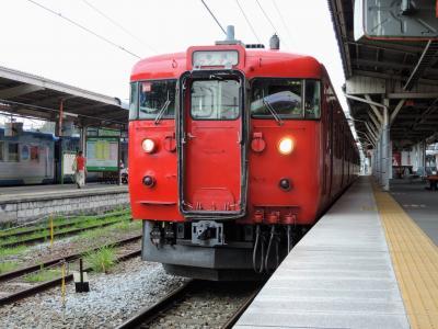 <2019夏 青春18きっぷ旅 高原編③>  旧信越本線を辿る ~しなの鉄道115系 乗車~
