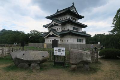 2019年08月 弘前城に行ってきました。