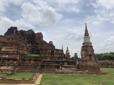 タイ 2泊4日ひとり旅②