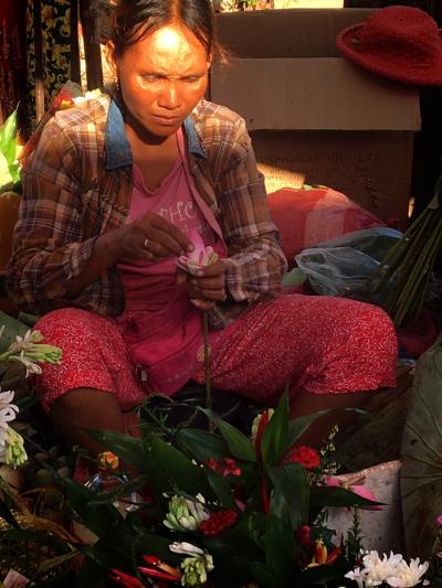 ずっと気になっていたカンボジアの旅 7日間  生活編