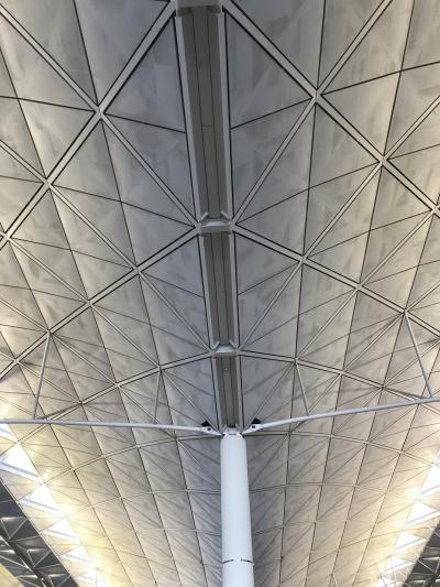 デモ真っ只中の香港空港⇄スカイシティマリオット⇄港珠澳大橋の移動。子連れ旅行。