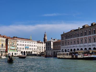イタリア ベネチアの旅