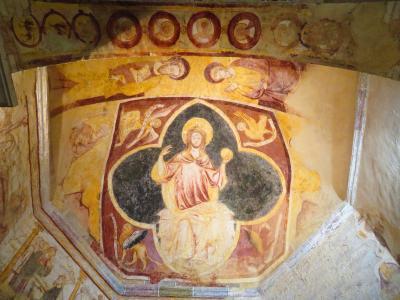 ポアティエ♪フランスで最も古い4世紀に建てられたサン・ジャン洗礼堂♪2019年5月フランス ロワール地域他8泊10日(個人旅行)174