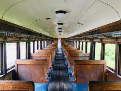 三菱鉱業大夕張鉄道    客車スハニ6・オハ1・ナハフ1     貨車セキ1・セキ2    ラッセル車キ1