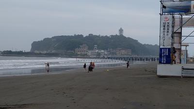 おやじの散歩 また江の島鎌倉へ