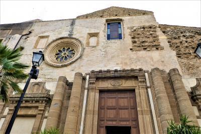 魅惑のシチリア×プーリア♪ Vol.169 ☆シャッカ:教会のある美しい風景♪
