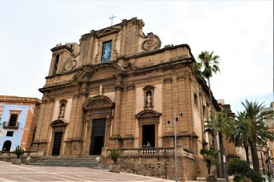 魅惑のシチリア×プーリア♪ Vol.171 ☆シャッカ:クーポラのないシャッカ大聖堂♪
