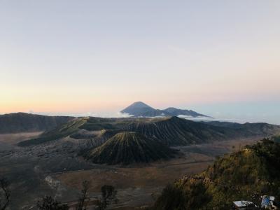 スラバヤ発着 インドネシア・ジャワ島 絶景の旅 2日目