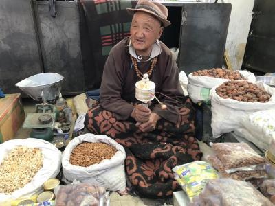 チベット民族の人達に会いたいー!そこはヒマラヤの厳しい大自然に抱かれた「ラダック」⑦レーの町歩き