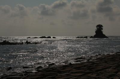 2019年夏 絶景散策旅 富山・石川・福井【3】富山の雨晴海岸から石川の見附島まで、のんびりドライブ