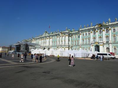ロシアの歴史と建物おそロシア2