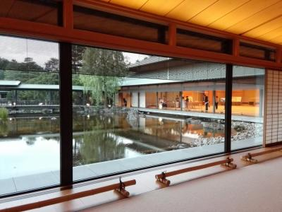 ゆく夏送る「大文字の送り火」&京都迎賓館夜間ガイドツアー