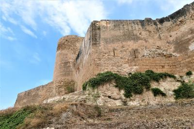 魅惑のシチリア×プーリア♪ Vol.175 ☆シャッカ:ルーナ城(月の城)の外観は迫力♪