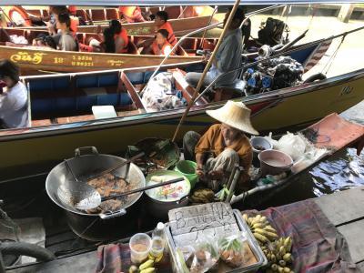 バンコク 夏休み家族旅行(長女14歳・長男9歳)4泊6日  ☆4日目前半