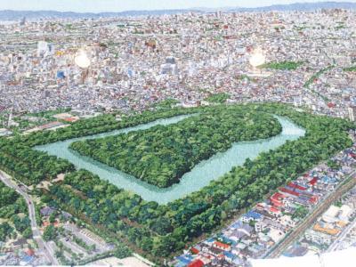 日本の世界遺産全23件中22件目!百舌鳥・古市古墳群