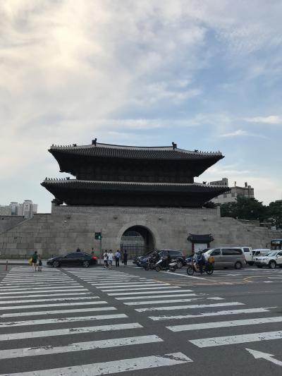 家族旅行 ソウル3泊4日