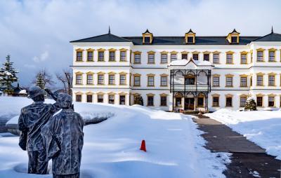 秋田冬旅04 : 明治の近代産業遺産 小坂鉱山事務所で小坂町の栄華を知る