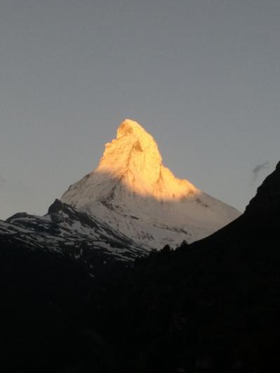 スイス五大名峰を巡る