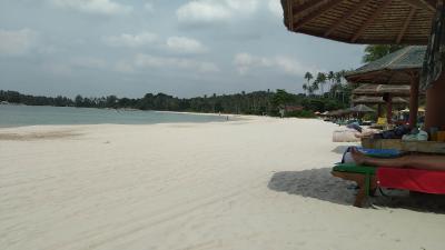 ビジネスで行くビンタン島&Singapore。Angsanaでリゾート満喫②