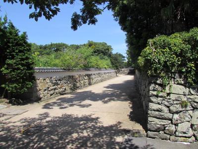 夏休み!山口県・角島を目指します。②自転車で萩市内観光
