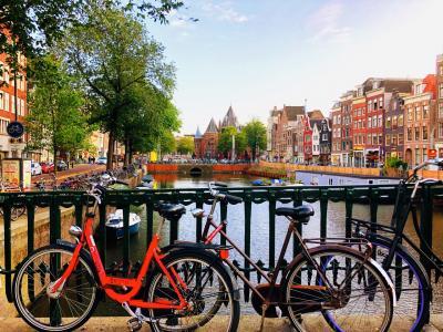 スイーツとビール三昧でゆるっとひとり旅!2019夏 オランダ&ベルギー①