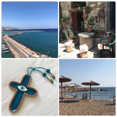 トルコからギリシャ・ヒオス島へ