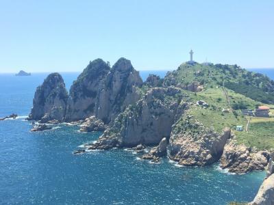 美しい灯台の景色を持つ秘島~ソメムルド(小毎勿島)